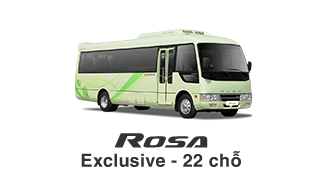 Fuso Rosa Executive 22