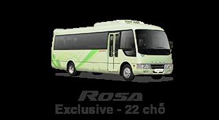 FUSO ROSA EXCLUSIVE