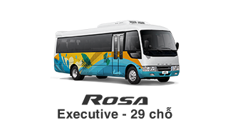 Fuso Rosa Executive 29